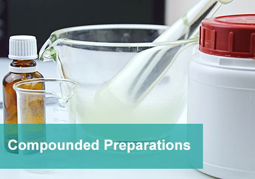 Compounded Preparations